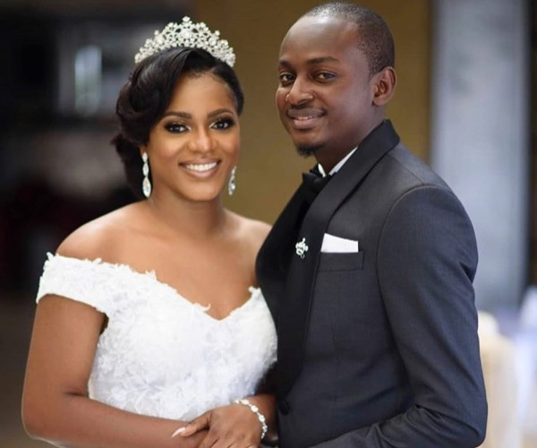 2Face's Brother - Charly Idibia Is Married To His Beautiful Bride