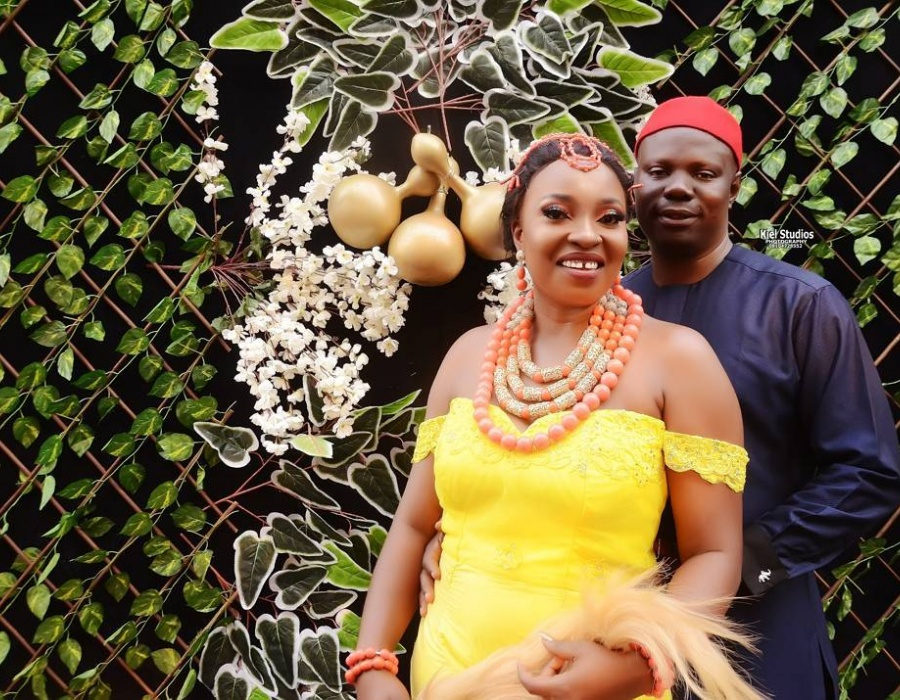 Together Forever - Ogechukwu and Chukwudi Igbo Traditional Wedding