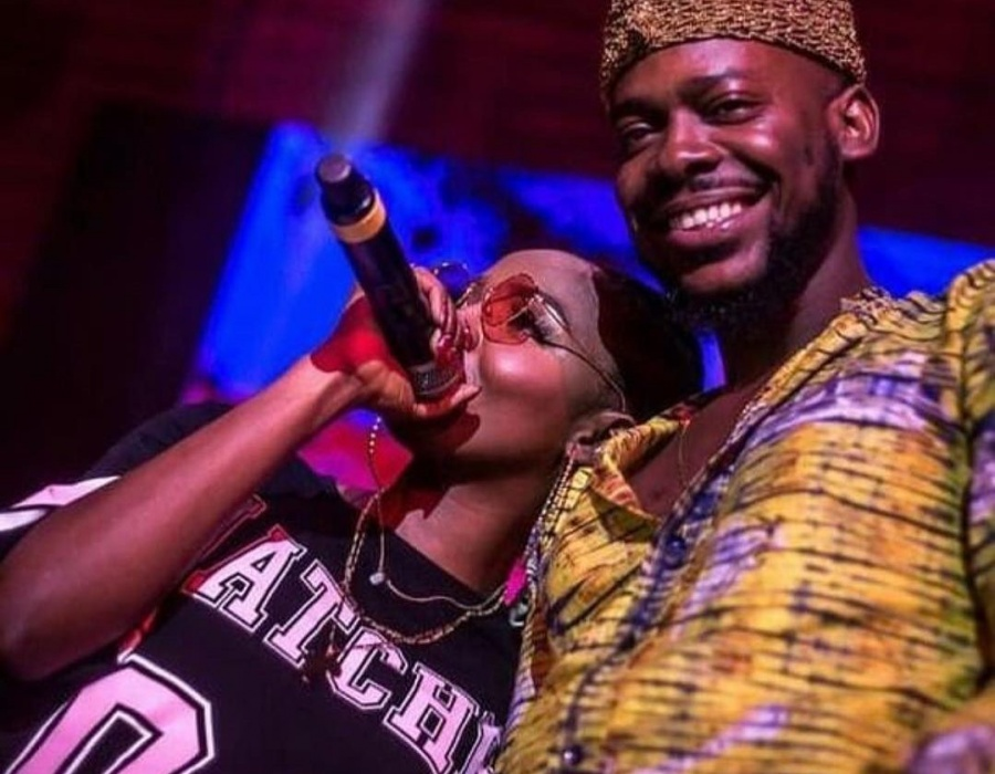 Adekunle Gold and Simisola Are Reportedly Married