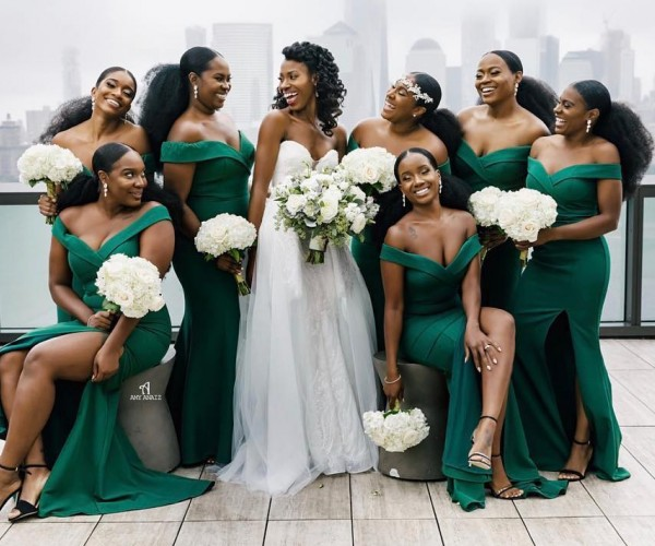 Check-out These Gorgeous Bridesmaid Dress Styles