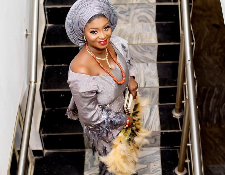 #MadeForever2019 - Oyin And Seyi Traditional And White Wedding Photos