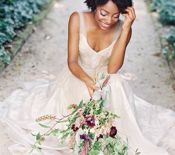 Stunning Hairstyles For 2019 Natural Brides