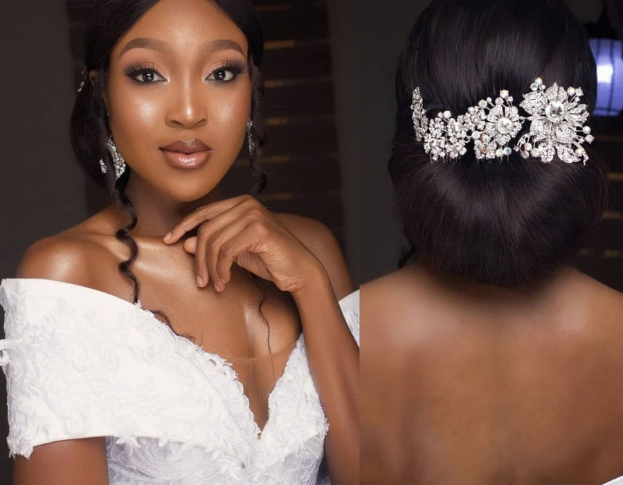 Be Inspired By These Amazing Bridal Hairstyle Ideas