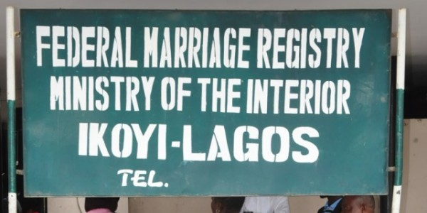 Guide to tying the knot at the Ikoyi Marriage Registry