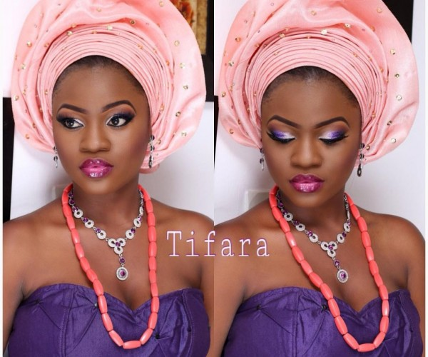 Nigerian Bridal Makeup – A Simple Stepwise Tutorial forecasting