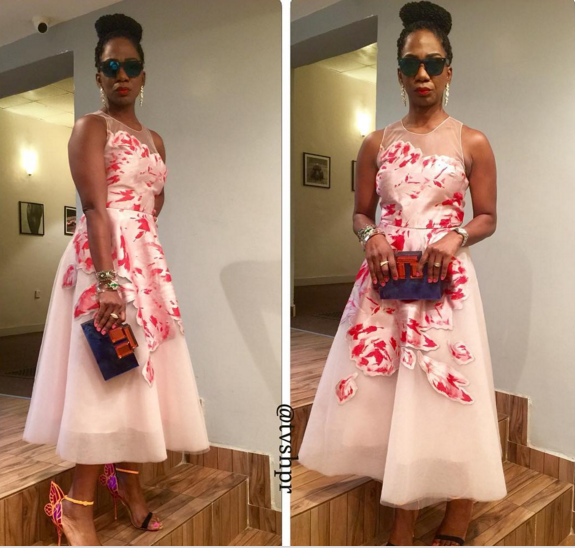#Obi2016 Gorgeous styles guests can copy from Ebuka and Cynthia's white wedding