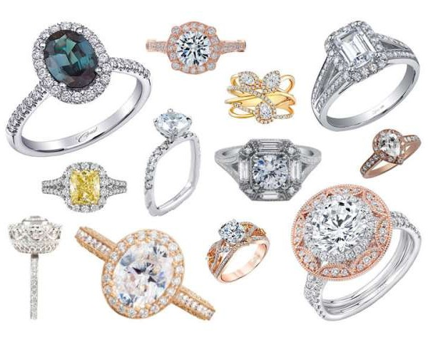 Check-out These Gorgeous Engagement Rings You Should Add To Your Wishlist