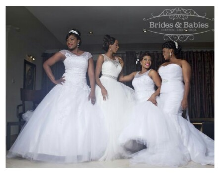 TOP BRIDAL SHOPS IN LAGOS