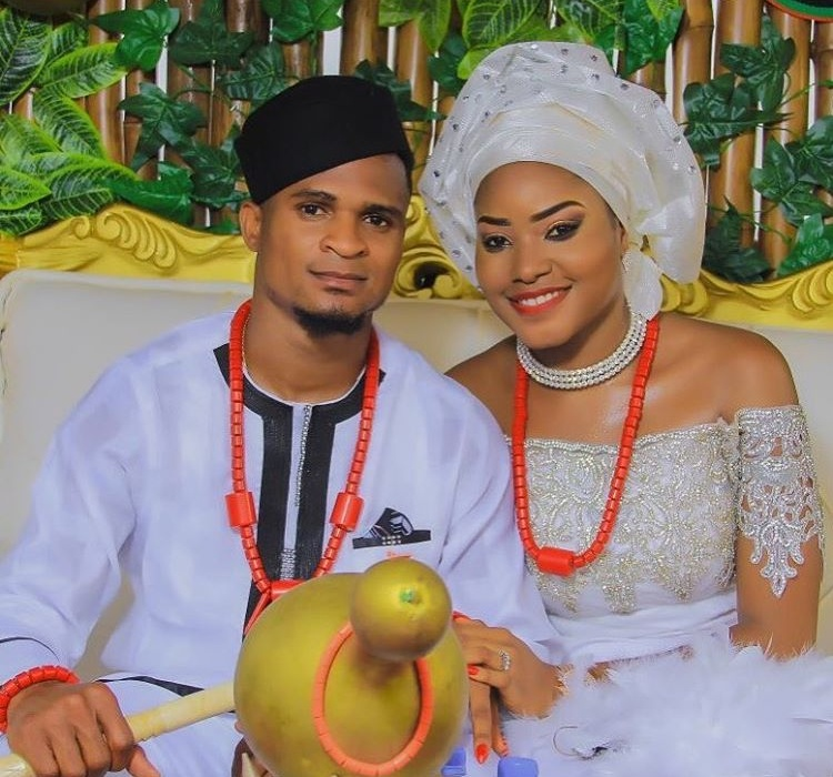 And Chike Colorful Igbo-Inspired Traditional Wedding