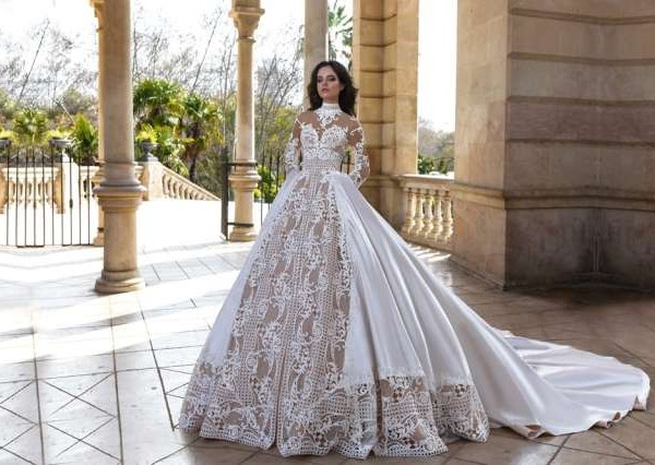 2016 Barcelona Collection The Modern Bride S Dream Top 5 Designers Of Wedding Dresses